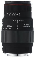 Sigma APO 70-300mm F4-5.6 DG MACRO - Nikon Fit