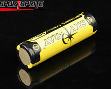 SKYRAY SR14500 3.7V 900mAh Li-ion Protected Rechargeable Battery Fit Torch Lamp