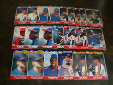 1992 Post Cereal Baseball---Lot Of 22---Dupes---NrMt---See List