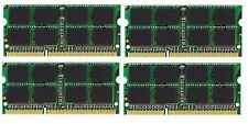 NEW! 16GB 4X4GB PC3-12800 1600MHz DDR3 MEMORY for Laptop Notebook Computers
