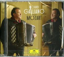 GALLIANO RICHARD - MOZART - CD NUOVO SIGILLATO