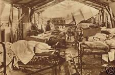 "British Army Field Hospital Bomb Damage World War 1 6x4"" Reprint Photograph a"