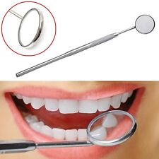 16*2.2cm Dental Mirror Dentist Handle Tool for Teeth Mouth Cleaning Inspection