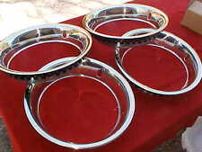 15x3'' beauty bands/trim rings,show polished stainless,corvette rally,others