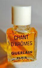 GUERLAIN - CHANT D´AROMES - 1,5 ml PARFUM *** MINIATUR incl Geschenkbeutel