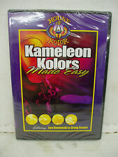 Kameleon Kolor Made Easy DVD-House of Kolor