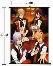 HOT Japan Anime Amnesia  Wall Poster Scroll Home Decor Cosplay 816