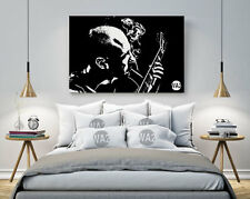 """El Flaco"" Art Canvas Print by Weart2.com -36 x 26- Modern Decor"