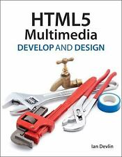 NEW - HTML5 Multimedia: Develop and Design by Devlin, Ian