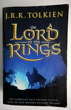 Lord of Rings Trilogy by J.R.R. Tolkien One Volume TPB Fellowship Towers Return