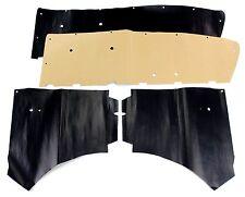 Mustang Door Panel Watershields Convertible 1964 1965 1966 - Repops