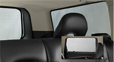 Genuine Volvo XC70-V70 Cargo Compartment Rear Window Shade Set OE OEM 31399212