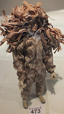 HM ARMATE SNIPER SOLDATO INGLESE Action Figure-come ACTION MAN hmaf-LOTTO wx473