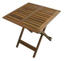 Klapptisch aus Hartholz Gartentisch Balkontisch Gartenmöbel Tisch Beistelltisch