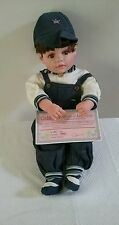 Cathay Collection musical vinyl boy doll Bailey COA 0695/5000