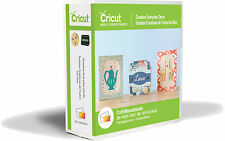 Cricut Creative Everyday Cards Cartridge Thank You, Get Well, Love, Welcome Baby