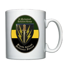 61 Mechanised Battalion Group - SADF - Personalised Mug
