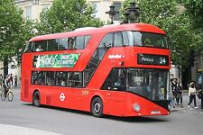New bus for London - Borismaster LT29 6x4 Quality Bus Photo