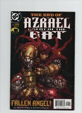 Azrael: Agent Of The Bat #100 - Fallen Agent - 2003 (Grade 8.0) WH