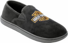 NEW Harley-Davidson Mens Slippers D93694 Roy Size 8 M