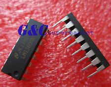 5pcs LM13600N OP-AMP DUAL BIPOLAR 16-DIP  New Good quality D5