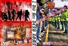 2  DVD ACAB ROMA   (AS ROMA,ULTRAS,HOOLIGANS,1312,amf,CURVA SUD,SCONTRI)