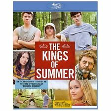 The Kings of Summer (Blu-ray Disc, 2013) - NEW!!