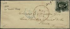 "#98 ""F"" GRILL ON COVER TO FRANCE CV $350.00 BQ1055"