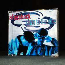 Aftershock - Slave To The Vibe - music cd EP
