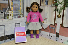 """American Girl / Truly Me - """"Shimmer Doodle Outfit"""" - COMPLETE - NIB"""