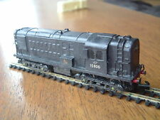 PARKWOOD MODELS LMS/PAXMAN 10800 DIESEL BODY SHELL