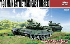 "Modelcollect 1/72 Kits T-90 Main Battle Tank ""Cast Turret"" UA72002"