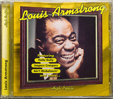 High Profile The Best of Louis Armstrong [Canada - Direct Source - 1997] - MINT