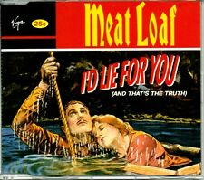 MEAT LOAF - I'D LIE FOR YOU [AND THAT'S THE TRUTH] - CD SINGLE