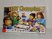 Lego Champion Game #3861 5 Fun Family Challenges