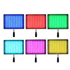 YONGNUO YN600 RGB LED Video/ Photo Light Adjustable Color Temperature 3200K 5500
