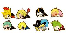 NEW! Movic One Piece DARU〜N Rubber Strap Collection Dressrosa ver. Random 1item