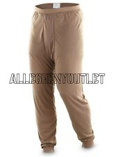 US Military POLYPRO Expedition Heavy Weight THERMAL UNDERWEAR PANTS Bottoms Med