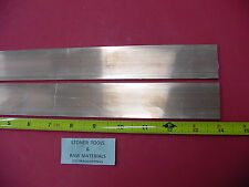 "2 pieces 1/8""x 1-1/2"" C110 COPPER BAR 14"" long Solid Flat Mill Bus Bar Stock H02"