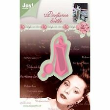 Joy Crafts troquelado & Plantilla de grabación en relieve-Botella de Perfume - 6002/0227