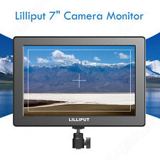 "A7 LILLIPUT 7"" 4K IPS 1920x1200 Video Monitor HDMI Input For DSLR Camera 5D III"