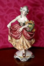 Antique Italian Porcelain Figurine