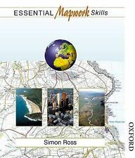 Essential Mapwork Skills 1: ICT Exercises for GCSE Geography by Simon Ross...