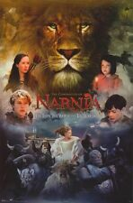 THE CHRONICLES OF NARNIA BATTLE POSTER 22x34 NEW FREE SHIPPING
