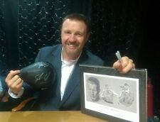Boxing Steve Collins Signed Limited Edition Fine Art Print By Killian Art