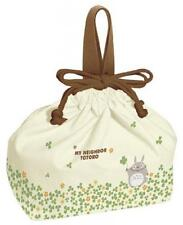 NEW Totoro Lunch Box Cover Drawstring Bento Studio Ghibli From Japan