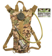 Army Combat Water Aqua Hydration Bladder Camel BTP Bottle Day Rucksack Camelbak