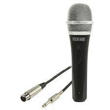 Microphone dynamique unidirectionnel MICRO FILAIRE XLR  HIFI SONO MUSIC MIC50