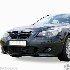 coole XL-Look Nieren BMW 5er E60 Limousine in schwarz glänzend M5 Look