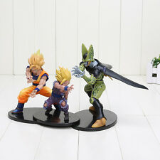 ONE PIECE Dragon Ball Z Dramatic Showcase Super Saiyan Son Goku Son Gohan Cell